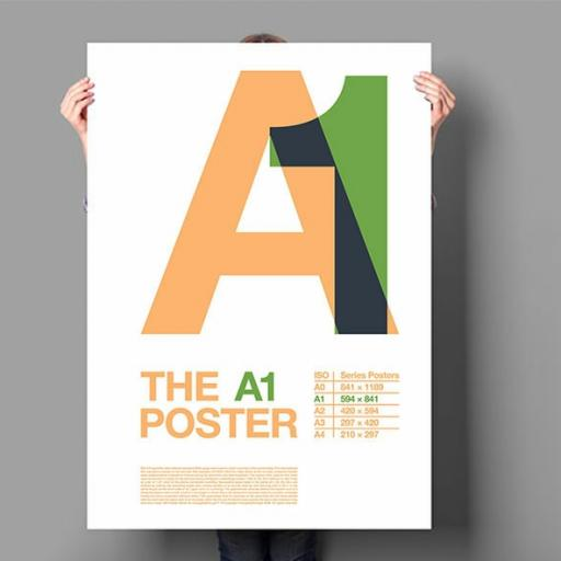 A1 Outdoor Poster PVC